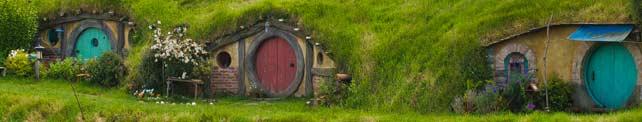 Hobbits auf Reisen