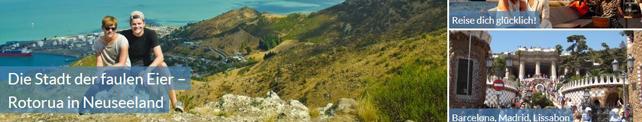 Die Stadt der faulen Eier – Rotorua in Neuseeland (Gastbeitrag auf itravel – for that moment)